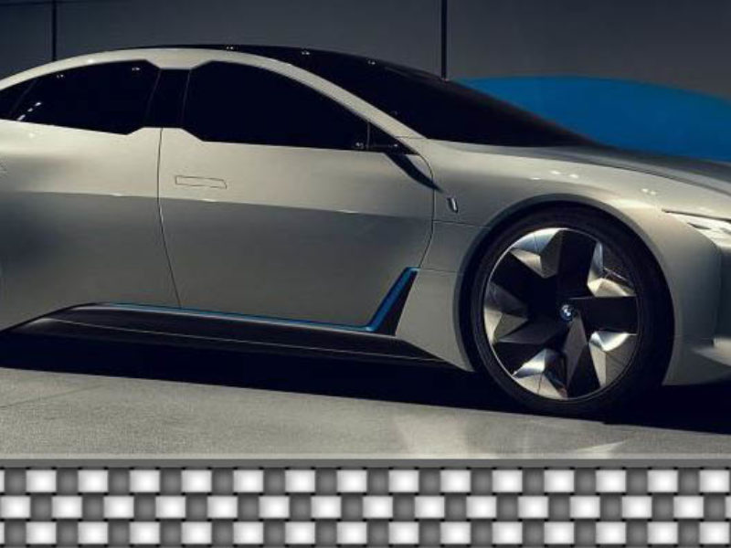 BMW i4 with 700Km electric range – Comes in 2021