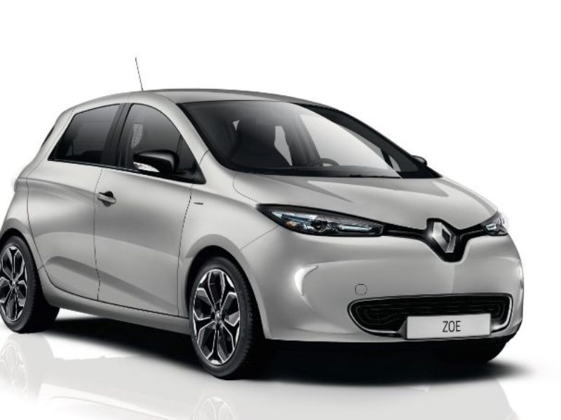 Renault ZOE Iconic limited edition