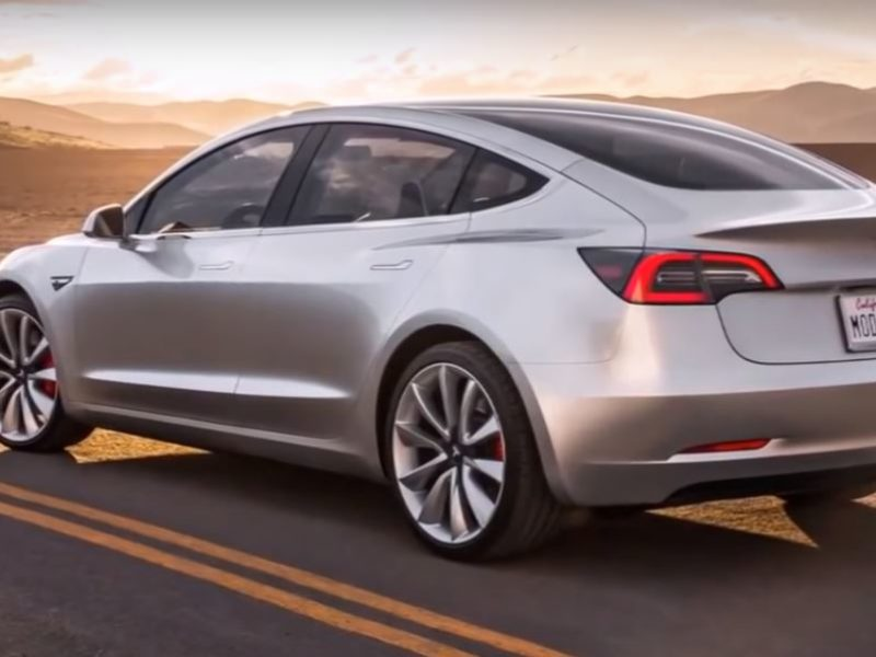 Tesla Model 3: Production surpassed 34,000 in running Q4