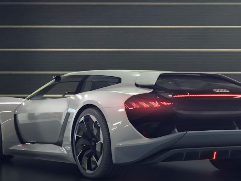 Audi PB18 e-tron: likely production in the near future