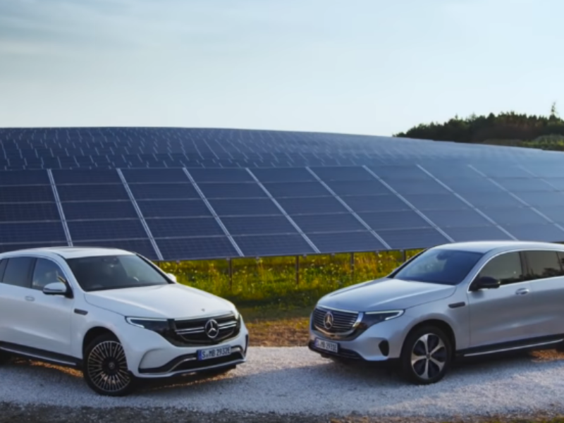 Mercedes EQC: Postpone the launch of the electric SUV