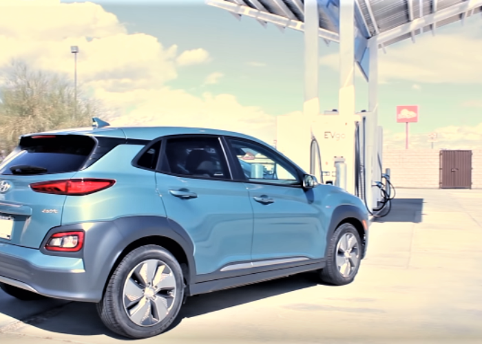 Hyundai Kona EV and Chevrolet Bolt EV : What are the differences on a trip?