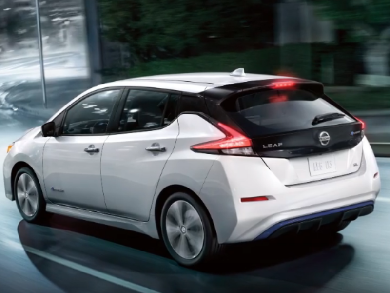Nissan Leaf Remains first in sales with over 400,000 units