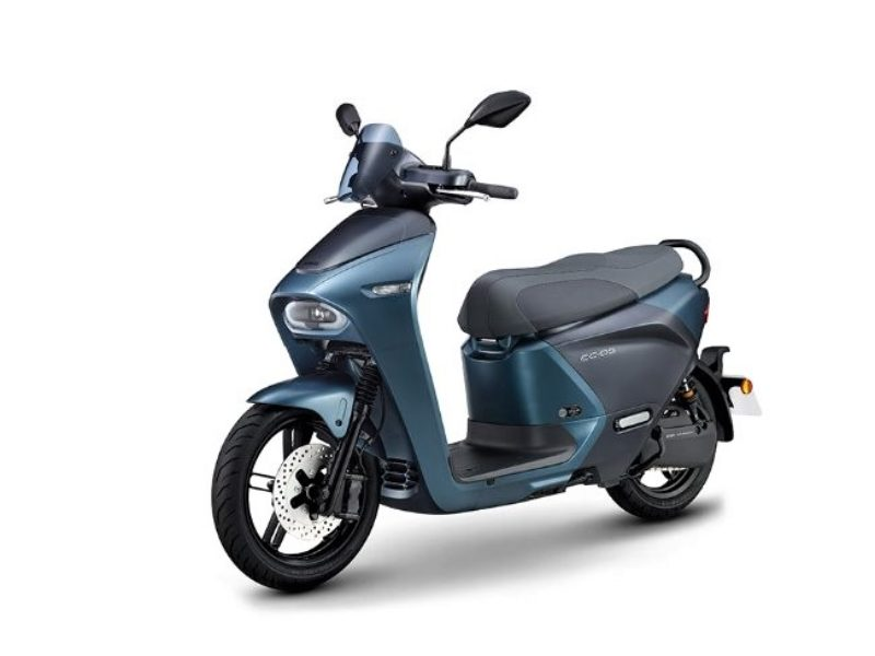 YAMAHA EC-05 : The Japanese in electric scooters