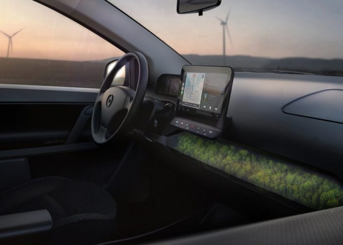 Sono Sion solar electric car now with a better view