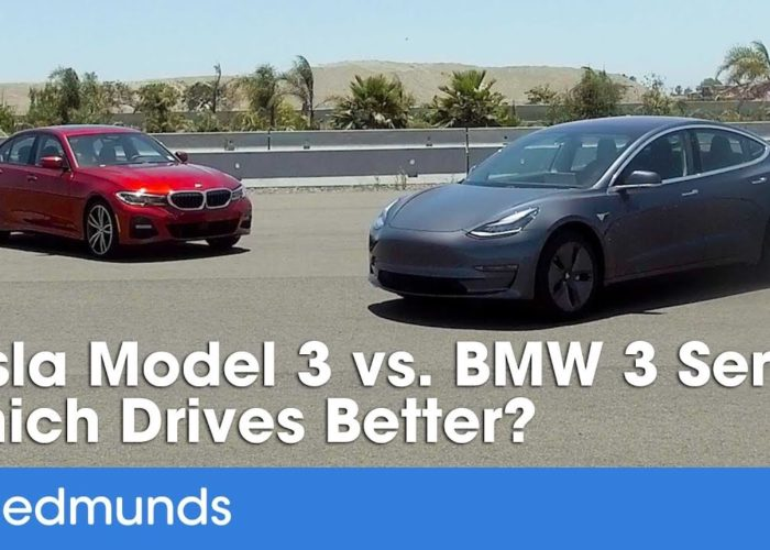 Tesla Model 3 is more fun to drive from BMW 330i?