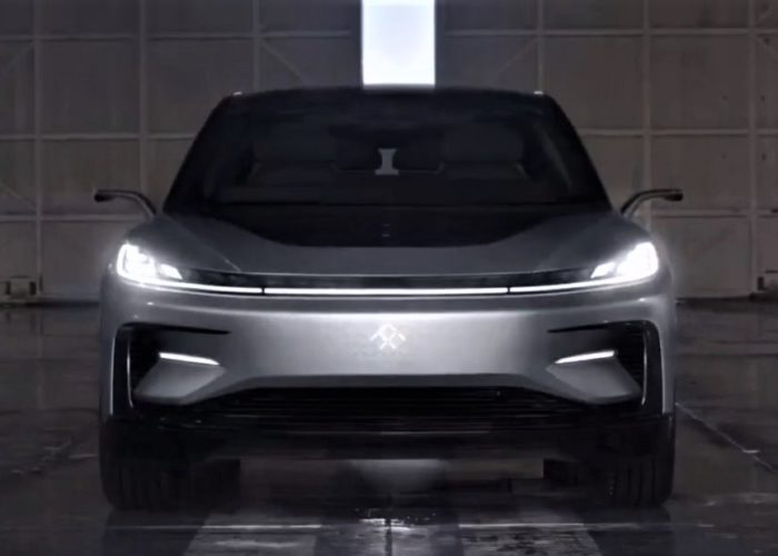 Faraday Future acquired BMW i8 former boss