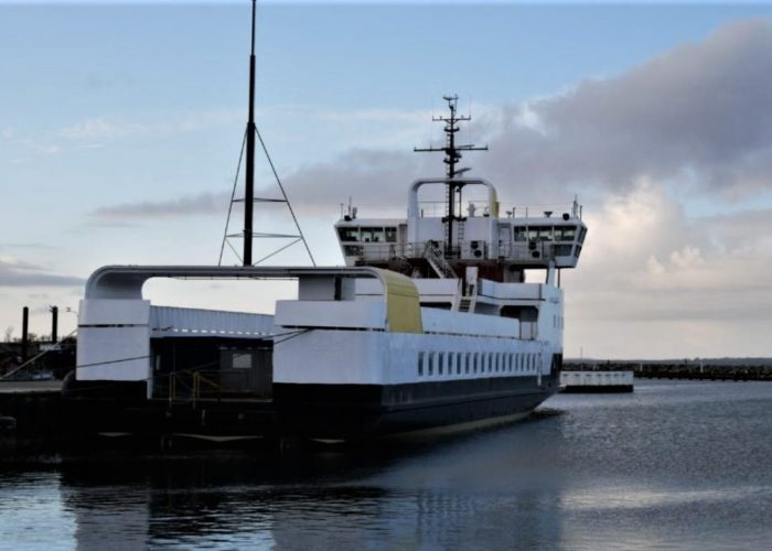 Largest electric powered ferry boat is in Denmark