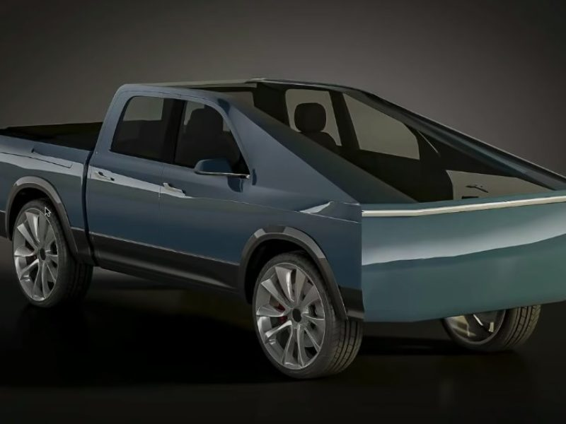Can new Tesla PickUp Truck compete Gas domination?