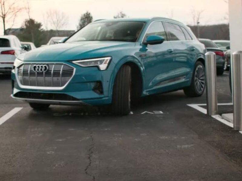 Electric car sales Norway October 2019 : Audi e-tron on top