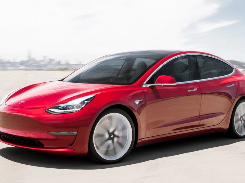 Tesla Model 3 causes troubles BMW sales in USA