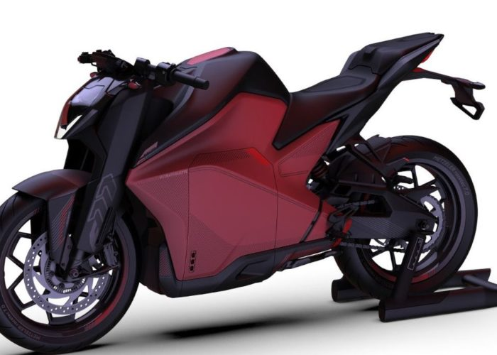 Ultraviolette unveils India's first high-performance electric bike
