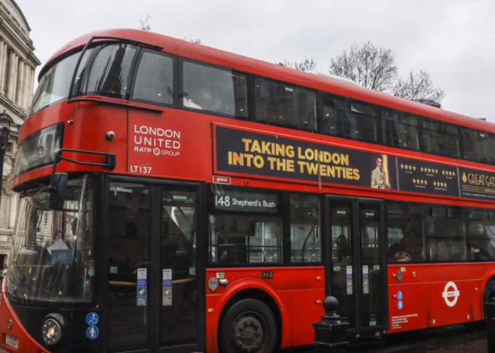 Electric buses in London will have artificial sound