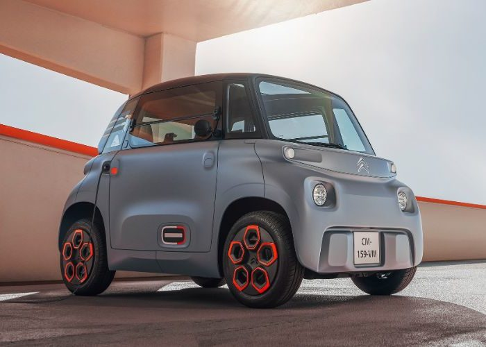 Citroen Ami urban electric car with just 20 Euro/Month