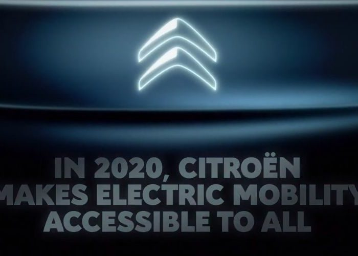 New cheap electric car by Citroen on 27 February