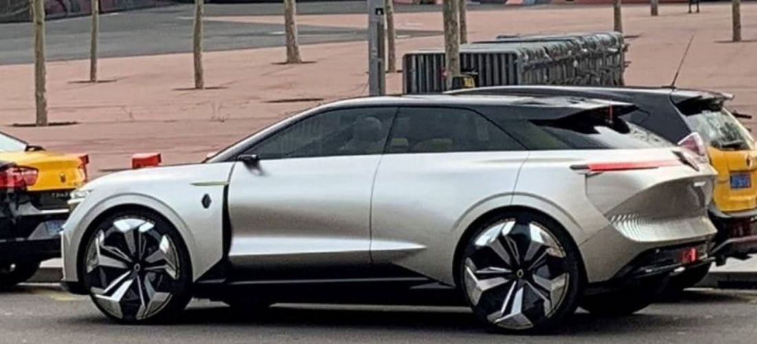 Electric SUV Renault confirmed until 2022