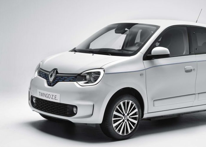 Official : Renault Twingo Z.E. with 22 kWh battery