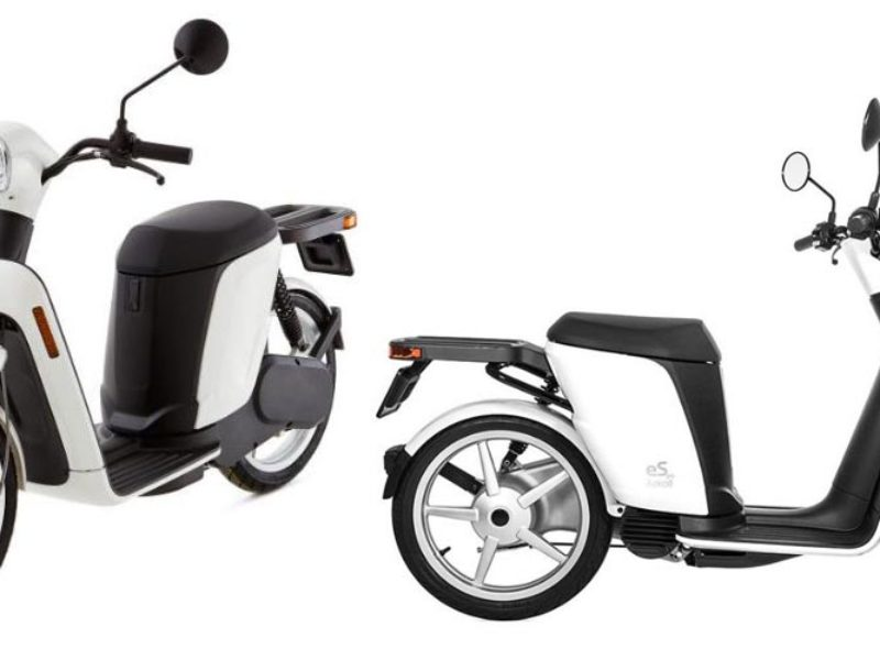 ASKOLL eSpro70 eScooter with up to 100 km range